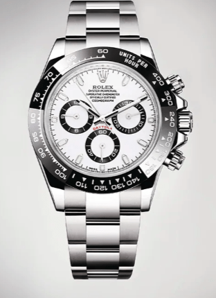 Rolex Daytona - just because it appreciates doesn't make it an assset