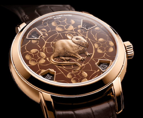 Year of the Rat Vacheron
