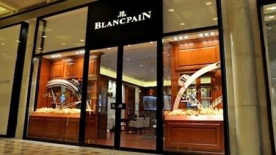 Blancpain faces the Singapore coronavirus outbreak