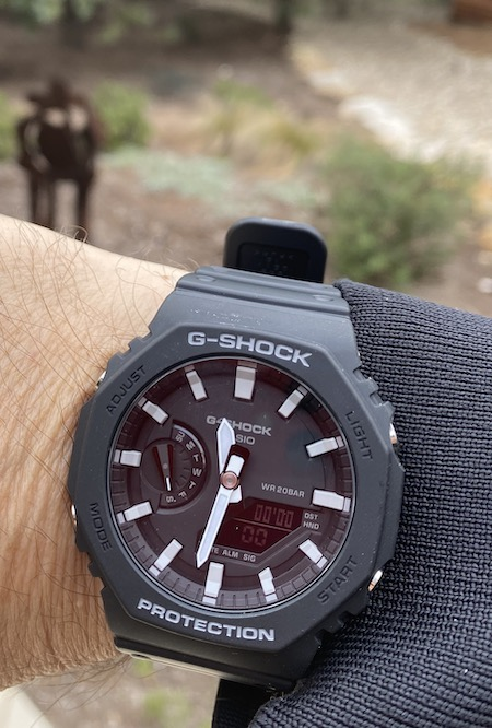 G-SHOCK GA-2100 Contest - comment to win!