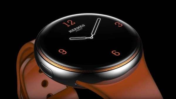 Circular Apple Watch