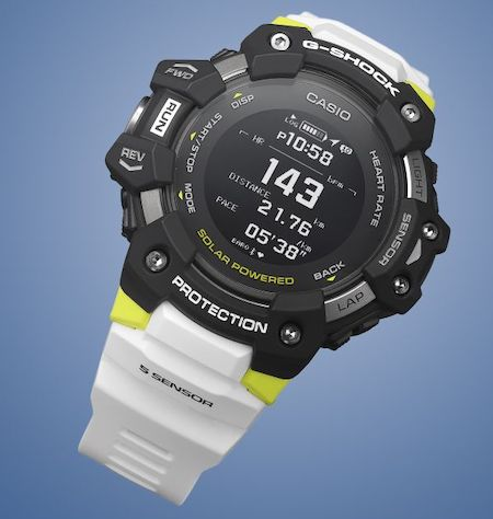 G-SHOCK running thingy