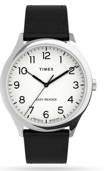 New watch alert! Timex Easy Reader