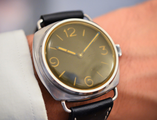 Panerai Radiomir (courtesy monocrhome-watches.com)