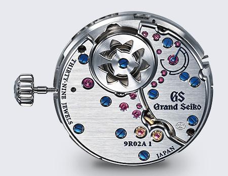 Grand Seiko SBGZ003 caliber 9R02