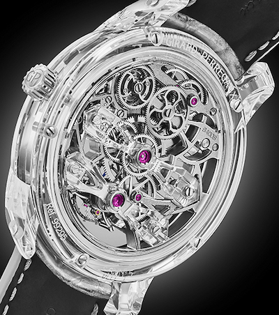 New watch alert! Girard-Perregaux Quasar Light caseback