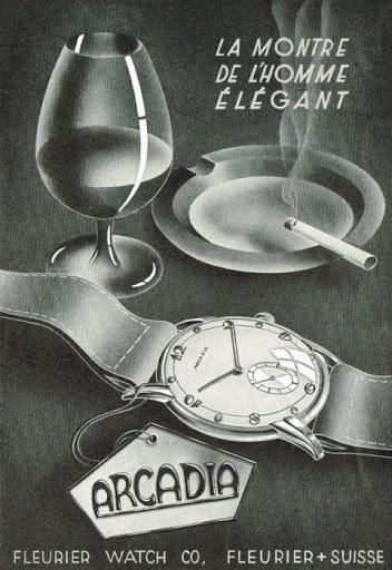 Arcadia Watch Ad