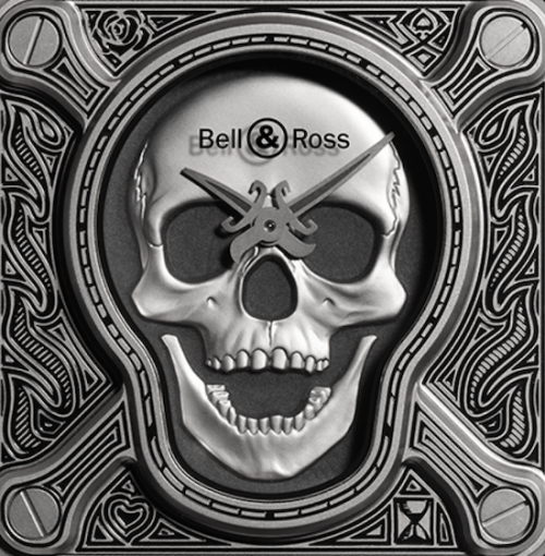 Bell & Ross skull - watch sales DOA?