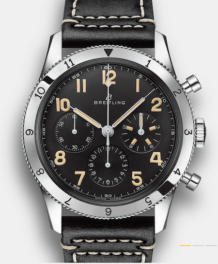 Breitling Co-Pilot Re-Edition