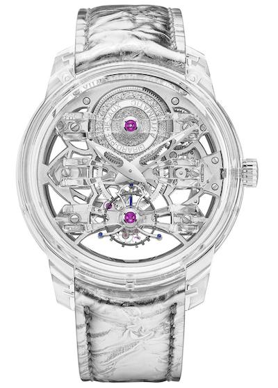 Girard-Perregaux Quasar Light - ugly watch