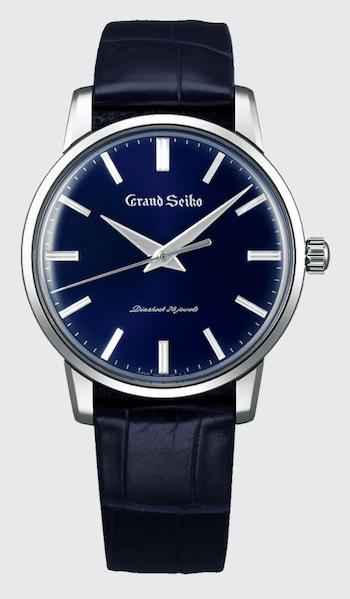 Grand Seiko SBGW259 New watch alert!
