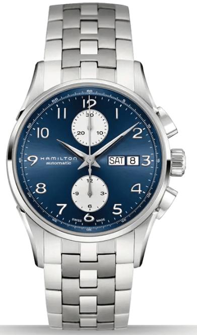 Hamilton Jazzmaster Maestro Auto Chrono 41 chronograph
