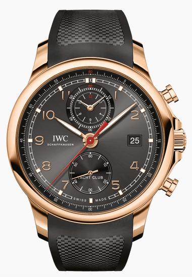 IWC Portugeiser chronograph