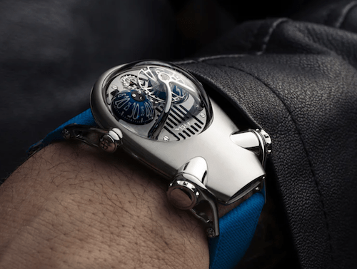 MB&F HM10 Bulldog - new watch alert!