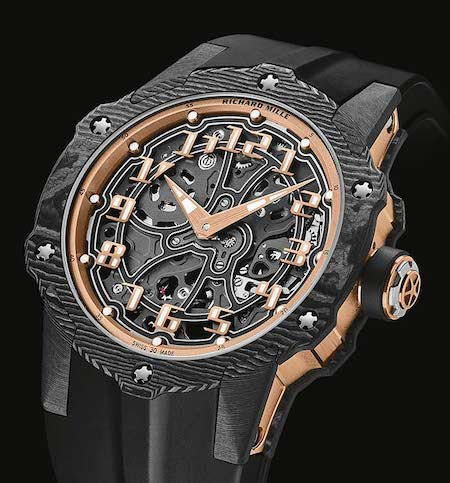 Richard Mille RM 33-02 Automatic - ugly watch