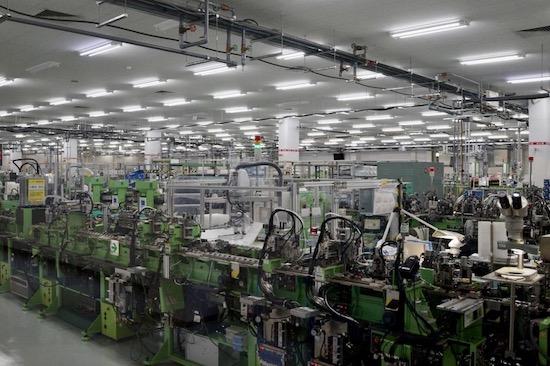 Seiko factory (courtesy timezone.com)