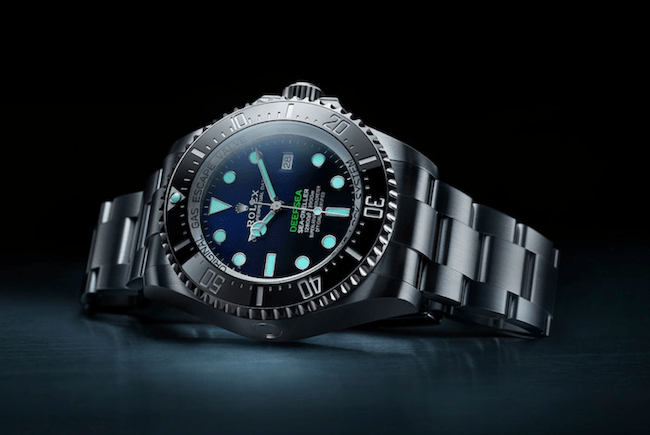 Deepsea -pre-owned Rolex value?