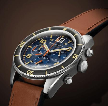 Fleuss Chrono Spinnaker - new watch alert