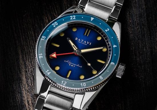 New watch alert! Batvi Kosmopoliet