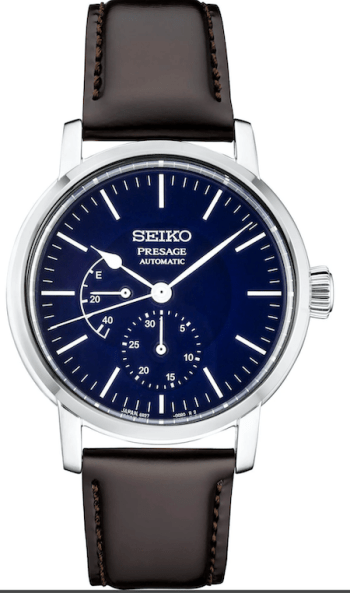 New watch alert! Seiko SPB163