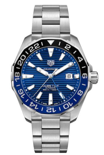 New watch alert! TAG Heuer Aquaracer GMT