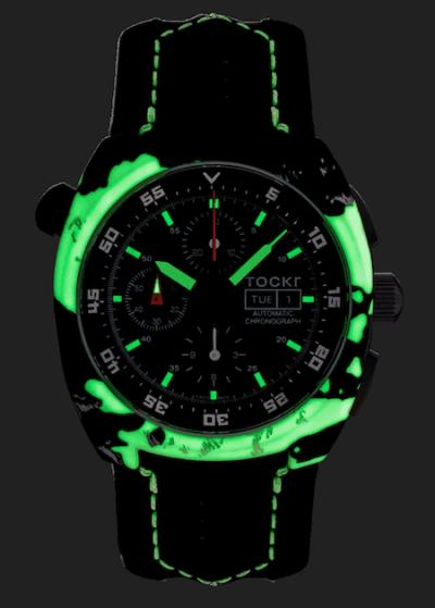New watch alert! TOCKR Lume Air Defender