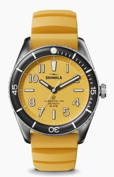 New watch alert! Shinola Duck