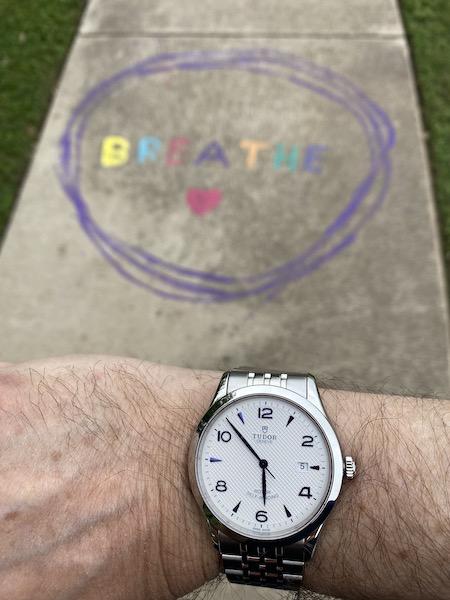 Tudor 1926 sidewalk - watches matter!