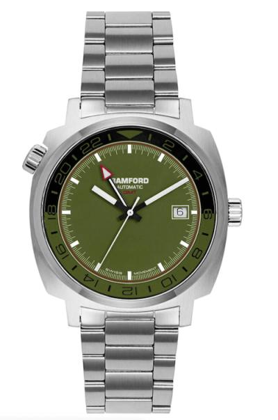 Bamford Commando GMT - new watch alert!
