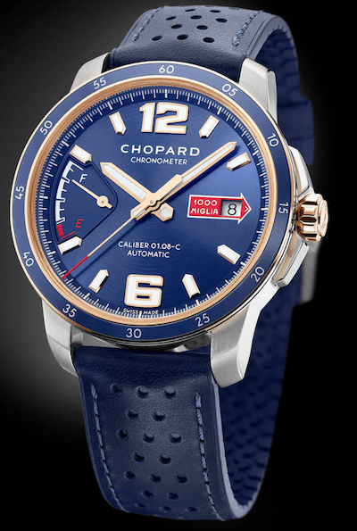 Chopard Mille Miglia GTS Azzurro Power Control - new watch alert
