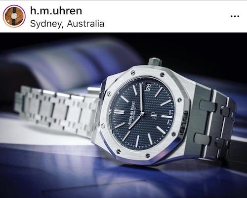 Grail watch - Audemars Piguet Royal Oak