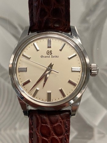 watch choice - Grand Seiko