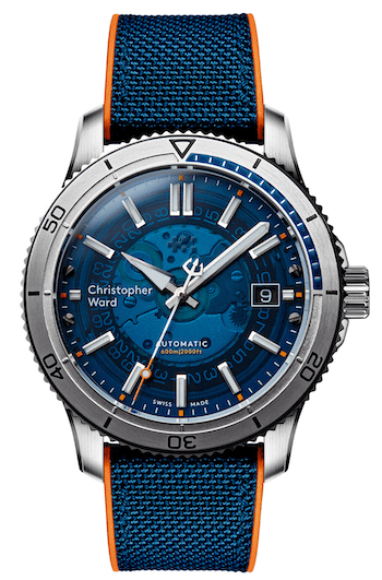 New watch alert! Christopher Ward C60 Sapphire dial