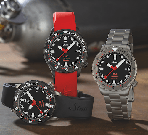 New watch alert - Sinn U50 dive watch