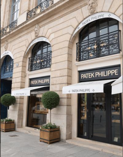 Patek Philippe Paris