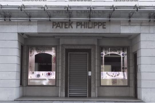 Patek Philippe dealers during COVID-19