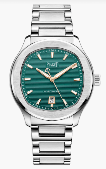Piaget Polo Green
