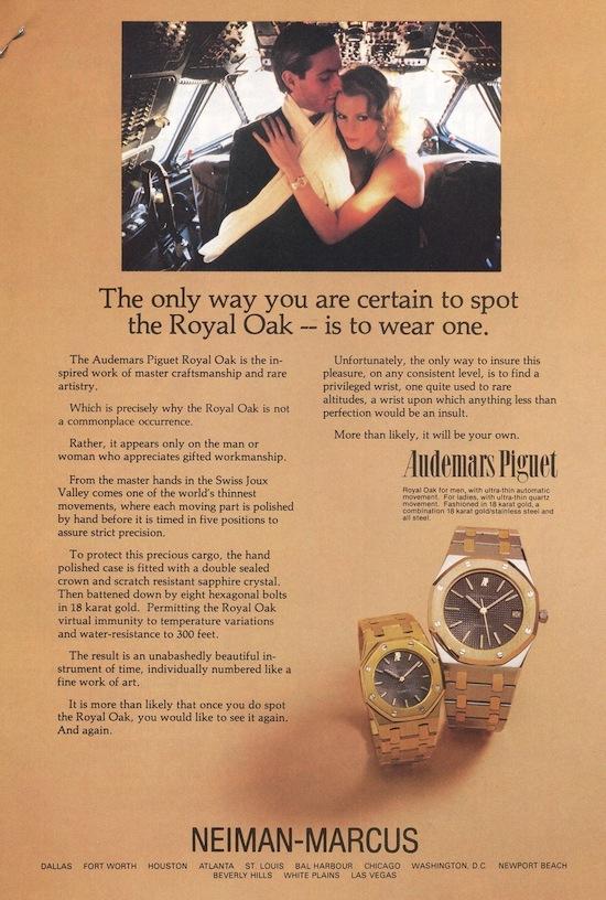 Royal Oak ad