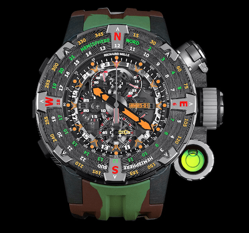 Tacky watches - Richard Mille RM 25-01