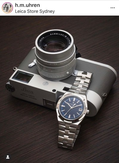VCO and Leica