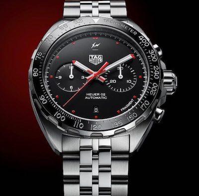 Fujiwara TAG Heuer - new watch alert