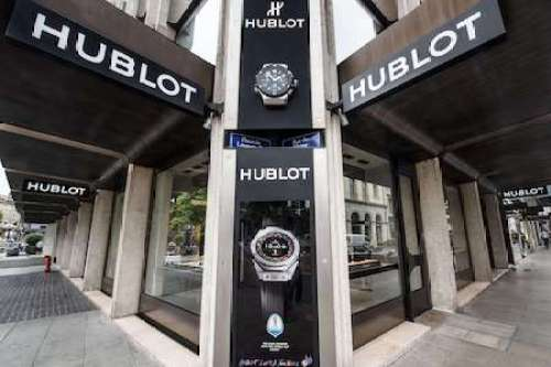 Geneva Hublot boutique