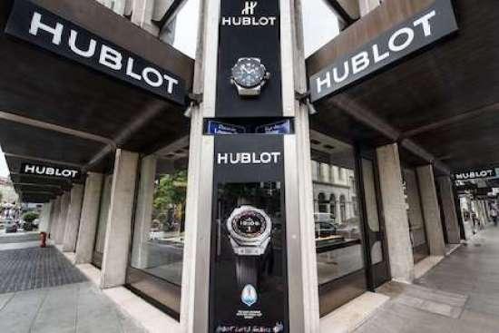 Geneva Hublot boutique