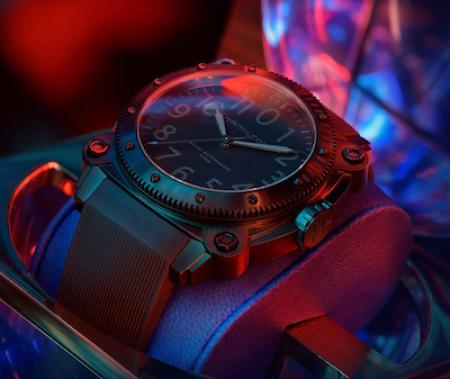 Hamilton Khaki Navy BeLOWZERO Tenet Special Edition - new watch alert