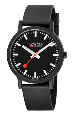 Mondaine Railways watch
