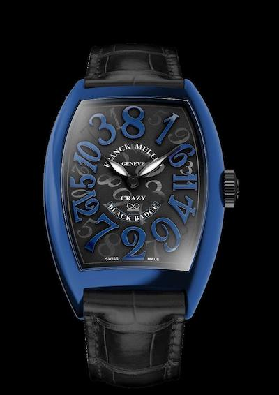 New watch alert - Franck Muller Crazy Numbers Black Badge