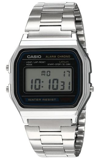 Retro watches: Casio