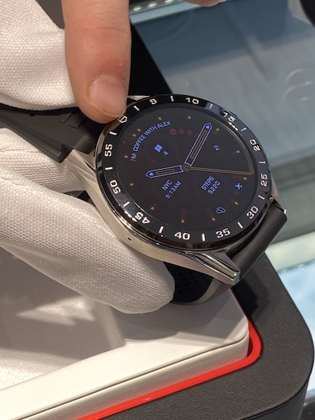 TAG Heuer Connected - Big Bang e stablemate?