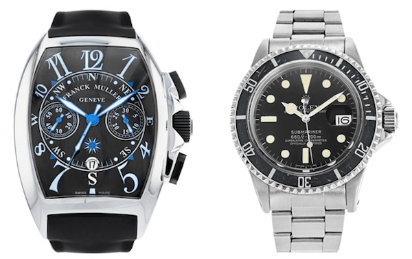 watch news! Muller vs. Rolex (courtesy watchpro.com)