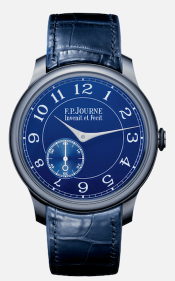 F. P. Journe Chonometre Blue Calibre 1304